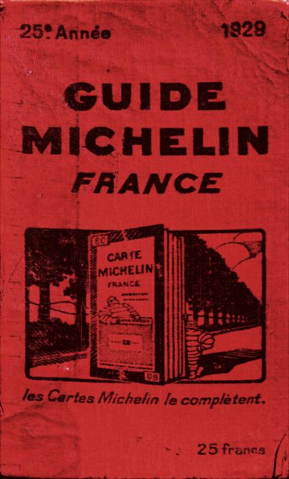 Путеводитель 1929 года