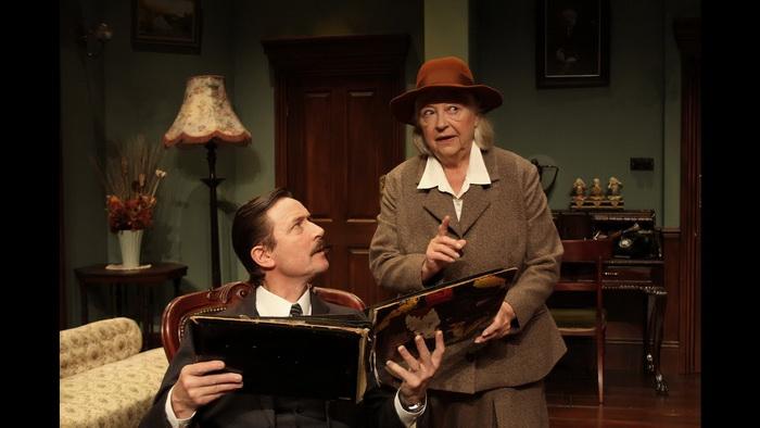Детективные истории с участием мисс Марпл ставят и на театральной сцене