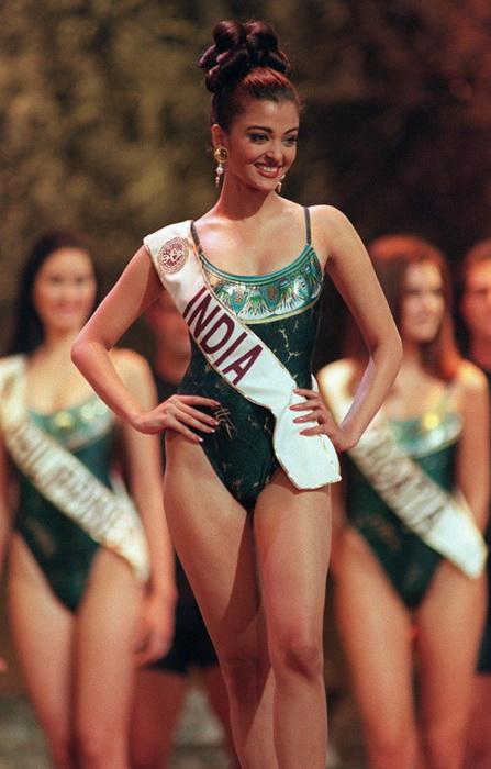 Айшвария Рай - Мисс Мира - 1994