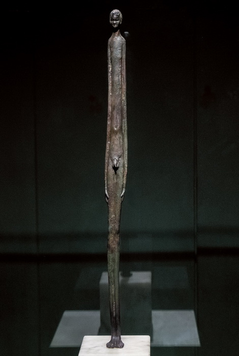 «Вечерняя тень». Ок. III в. до н.э.