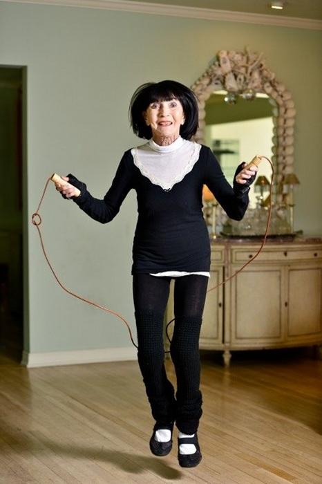 Физическая активность - залог долголетия