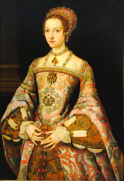 Кэтрин Говард, преемница Анны в роли королевы Англии