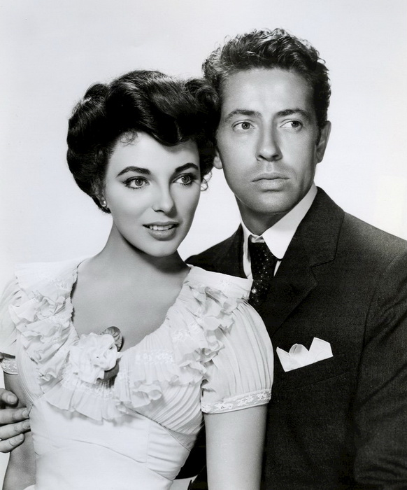 «Девушка в розовом платье», фильм 1955 года