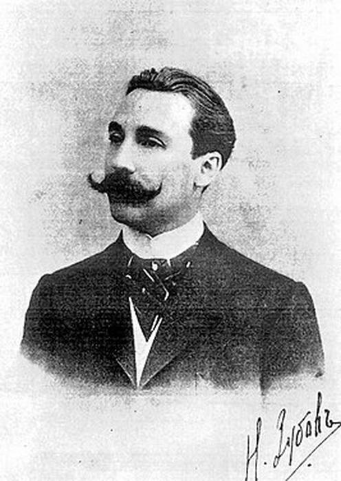 Николай Зубов, композитор, сочинивший множество романсов, в том числе цыганских