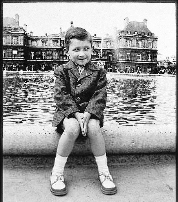 Жан-Поль Готье в детстве
