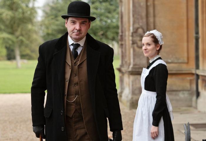 Романтические истории связывают не только хозяев, но и работающих в доме слуг