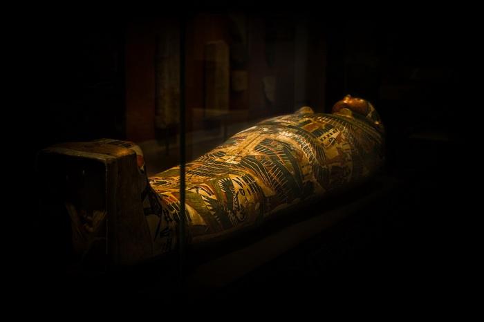 Есть версии, что защищать гробницы от вторжения могли не древние боги, а достижения древних химиков - возможно, в дело вступали ядовитые вещества, оставленные в гробнице