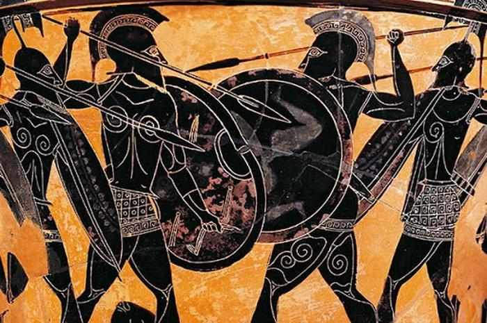 Древнегреческой культуре практика шифрованных сообщений уже была хорошо знакома