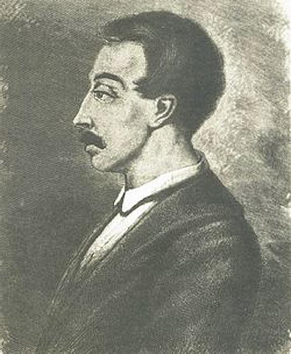 Вильгельм Кюхельбекер, лицеист, был дружен и с младшим Пушкиным