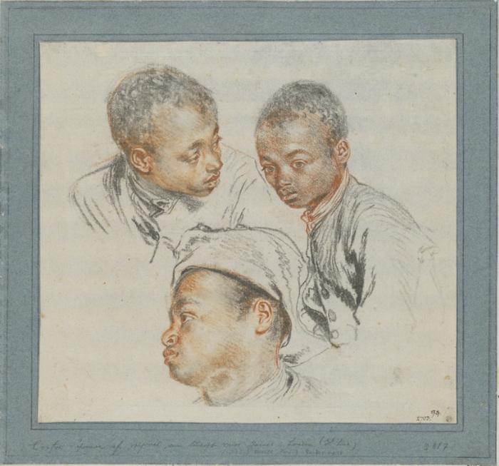 Ватто оставил большое количество рисунков и эскизов