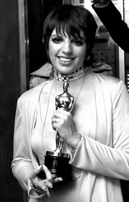 Лайза Миннелли получила в 1972 году «Оскар» за роль в фильме «Кабаре»