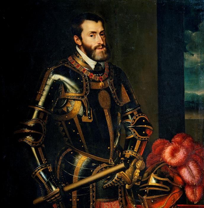 Покровителями и почитателями философа становились и правители европейских королевств, например, Карл Испанский