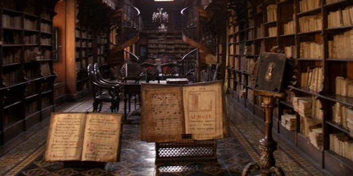 Книги и библиотеки имели для Эразма куда большую ценность, чем реальный окружавший его мир