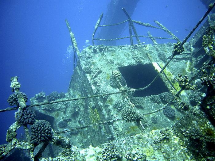 Предполагается, что стоимость скрытого в глубинах моря золота «Генерала Гранта» составляет миллионы фунтов стерлингов
