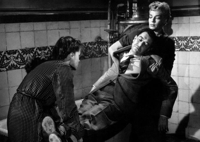 Хит 1954 года – фильм «Дьяволицы» с Симоной Синьоре и Верой Амаду в главных ролях