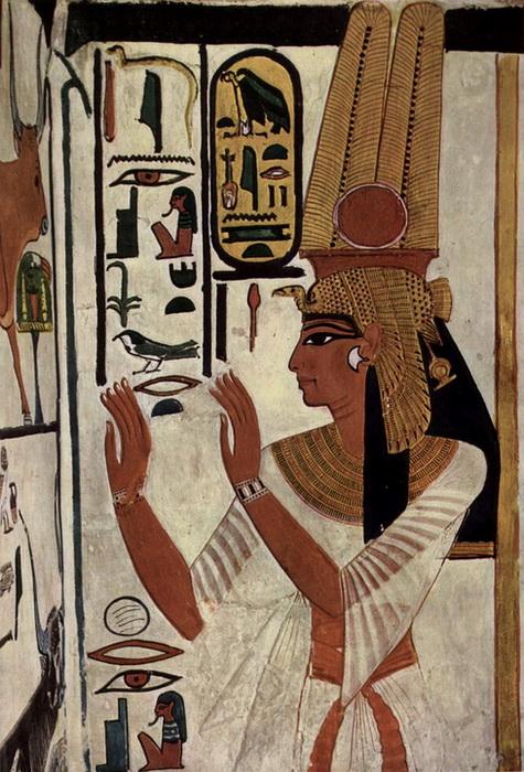 Есть данные об использовании гипноза древнеегипетскими жрецами