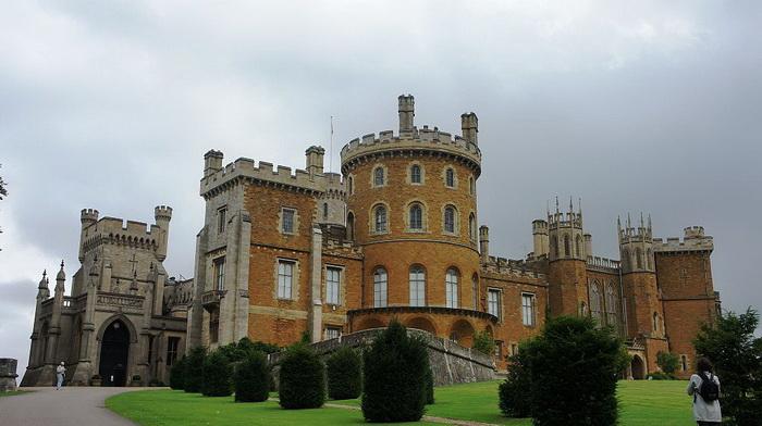 Замок Бельвуар, родовое гнездо Ратлендов