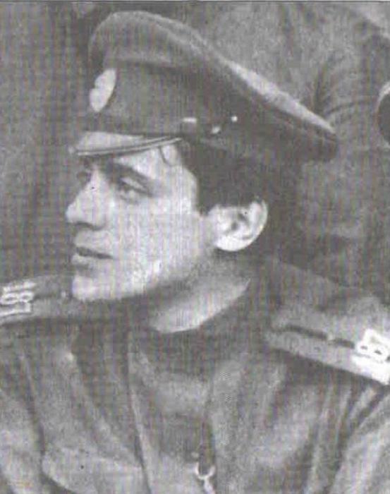 С.Я. Эфрон, муж Марины Цветаевой