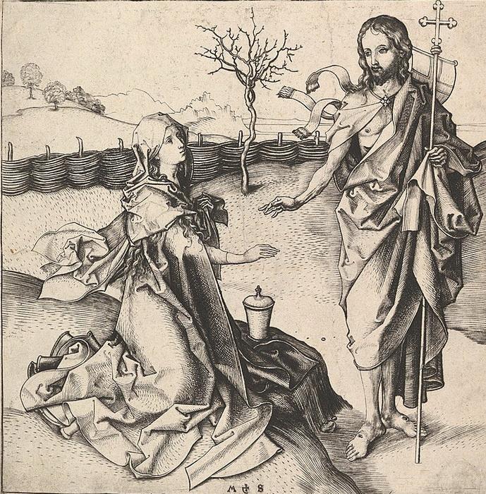 Гравюра XV века