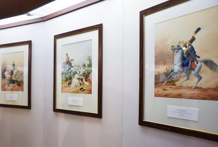 Более того - работы Гампельна становятся темой отдельных выставок