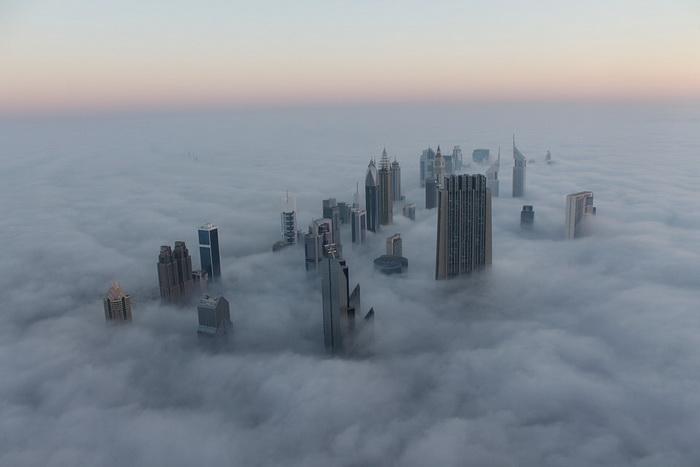 Дубай сейчас - город небоскребов