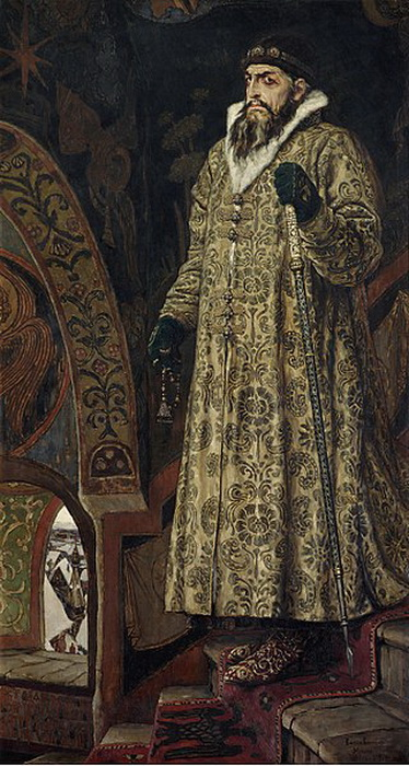 Иван Грозный перед самой кончиной принял постриг и получил имя Иона