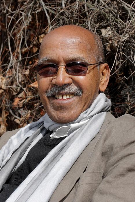Писатель Нуруддин Фарах