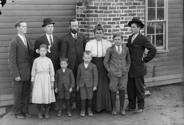 Семья Эдисонов