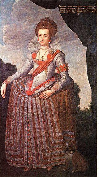 Анна Екатерина Бранденбургская