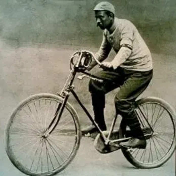 Велосипедные шины «Мишлен» приносили победу участникам велогонок