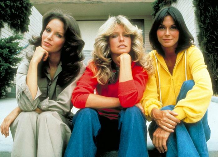 «Первое поколение» ангелов сериал 1976-1981 годов
