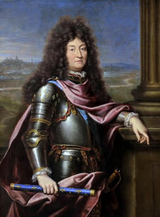 П. Миньяр. Людовик XIV
