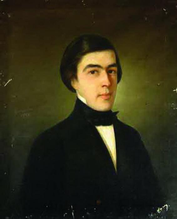 Д.Д. Благово в 1850 г.