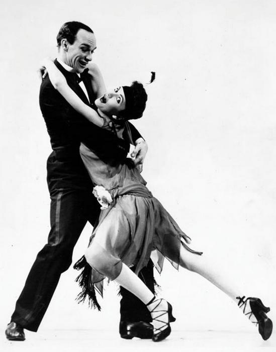 Филлис начала танцевать еще до начала Второй мировой войны