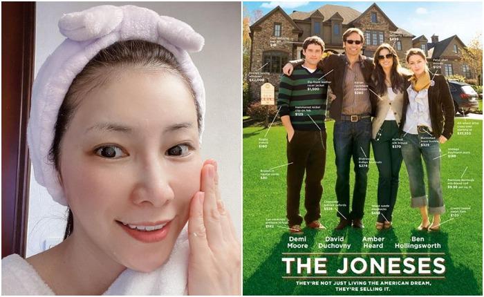 Вдохновлять на покупки у реальной Мизутани точно получается не хуже, чем у персонажей фильма «Семейка Джонсов», гениев маркетинга, изображающих идеальную семью. Источник: pinterest.com