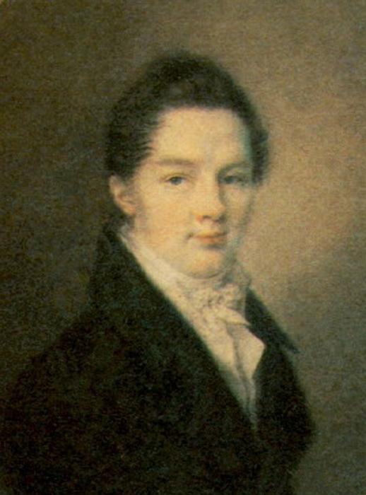 Иван Пущин, декабрист, лицейский друг Пушкина