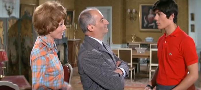 «Большие каникулы», 1967 г.
