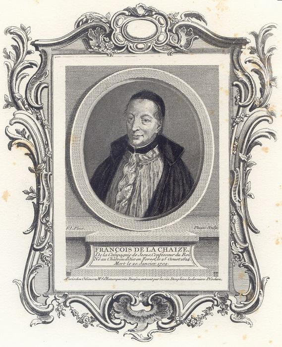 Франсуа д'Экс де ла Шез