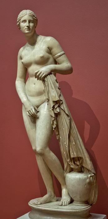 Римская копия статуи Афродиты Книдской