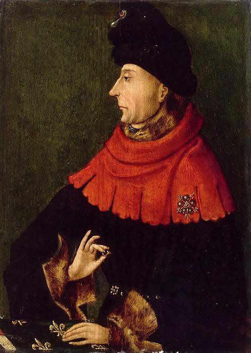 Жан Бесстрашный, герцог Бургундский