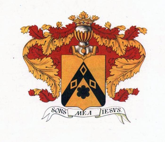 Герб Лермонтовых