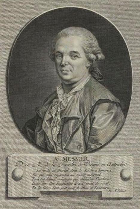 Франц Месмер