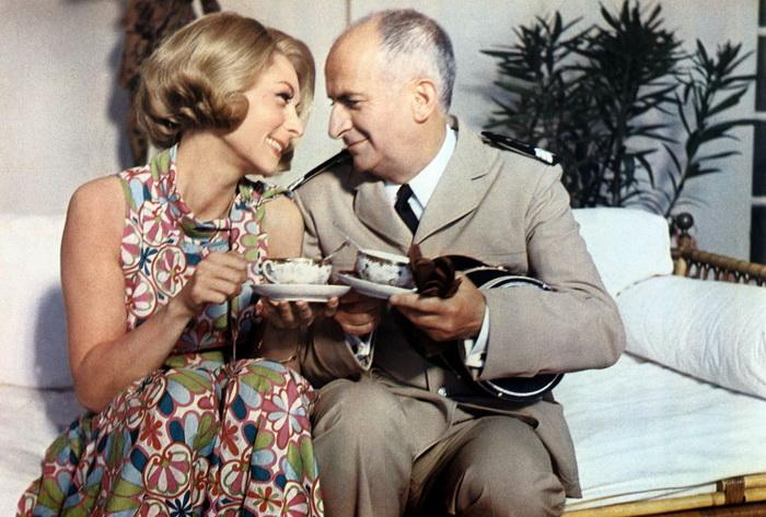 «Жандарм женится», 1968 г.