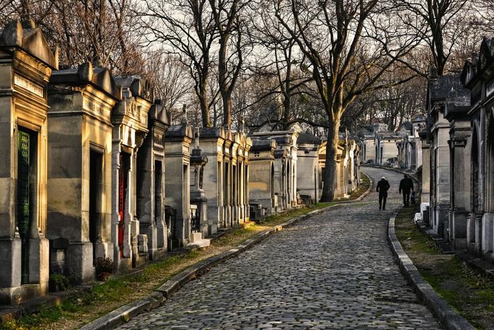 Улица Пер-Лашез