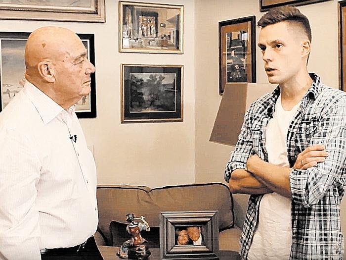 Интервью с Владимиром Познером