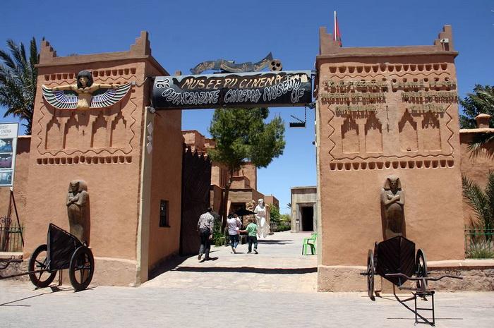 Музей кино в Уарзазате