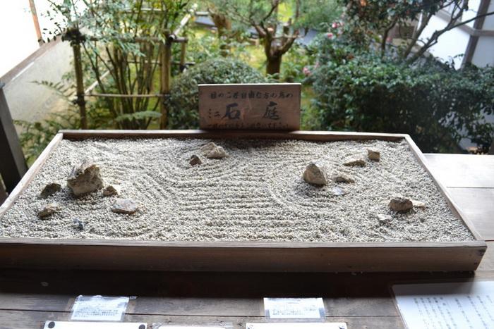Микро-сад Реандзи - дает возможность сосчитать камни сверху
