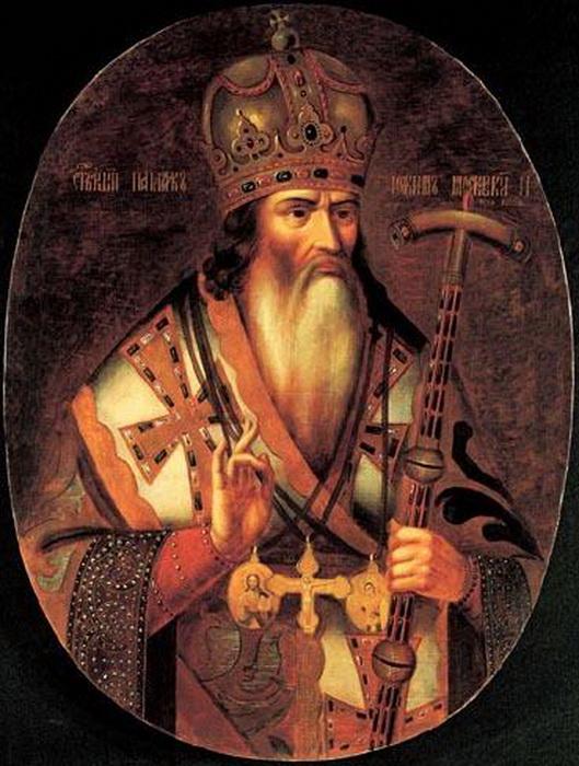 Патриарх Московский Иоаким