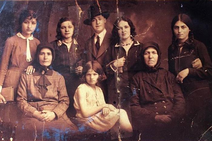 Семья Маим Бялик - из эмигрировавших в Америку евреев. Фото из Инстаграма актрисы