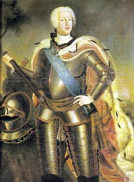 Антон Ульрих, герцог Брауншвейгский
